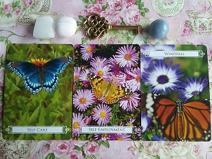 Butterfly Oracle Card Reading