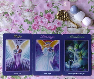 Celebration Of Love Oracle Card Reading