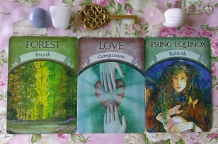 Earth Magic Oracle Card Reading