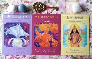 Goddess Guidance Oracle Card Reading