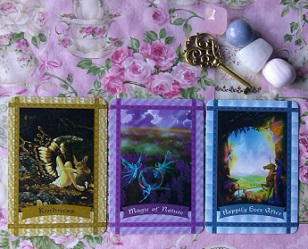 Healing With The Fairies Oracle Card Reading