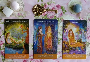 Inspirational Wisdom From Angels & Fairies Reading