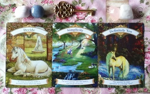 Magical Unicorns Oracle Card Reading