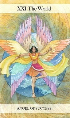 2019 Angel Tarot Scopes - Yearly Angel Tarot Reading