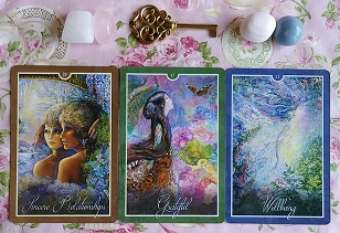 Whispers Of Healing Oracle Card Reading