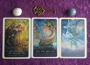 Whispers Of Love Oracle Card Reading